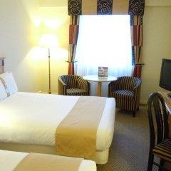 Отель Holiday Inn London Kings Cross / Bloomsbury удобства в номере фото 2