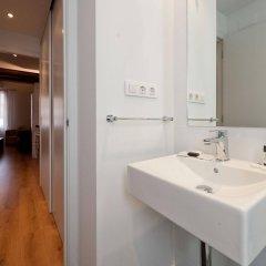 Отель Dailyflats Gracia Испания, Барселона - отзывы, цены и фото номеров - забронировать отель Dailyflats Gracia онлайн ванная