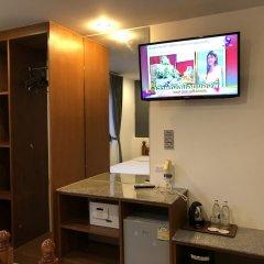 Отель VITS Patong Dynasty сейф в номере фото 2