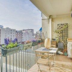 Отель Appartement terrasse балкон