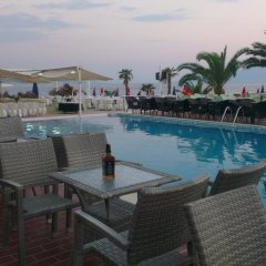 Отель Grand Saranda Албания, Саранда - отзывы, цены и фото номеров - забронировать отель Grand Saranda онлайн бассейн