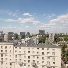 Отель ShortStayPoland Swietokrzyska (A2) балкон