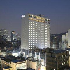 Отель Solaria Nishitetsu Hotel Seoul Myeongdong Южная Корея, Сеул - 1 отзыв об отеле, цены и фото номеров - забронировать отель Solaria Nishitetsu Hotel Seoul Myeongdong онлайн фото 2
