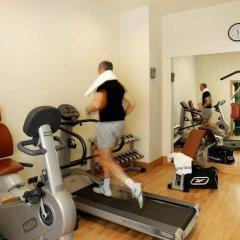 Отель H10 Marina Barcelona фитнесс-зал фото 2