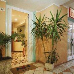 Отель Nizza Римини интерьер отеля