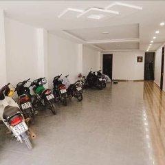 Dat Thien An Hotel Далат парковка