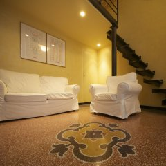 Отель Locanda Di Palazzo Cicala Генуя ванная