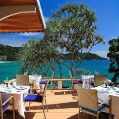 Отель Mom Tri S Villa Royale пляж Ката питание