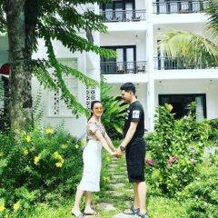 Отель Hoi An Waterway Resort фитнесс-зал фото 3