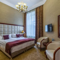 Гостиница Akyan Saint Petersburg комната для гостей фото 2