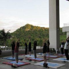 Отель Nikko Guam Тамунинг фитнесс-зал фото 3