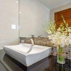 Отель Tranquil Residence 2 Таиланд, Самуи - отзывы, цены и фото номеров - забронировать отель Tranquil Residence 2 онлайн ванная