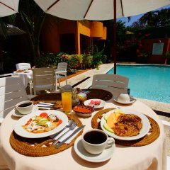 Отель Villas Miramar питание