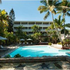 Отель Cofresi Palm Beach & Spa Resort All Inclusive бассейн