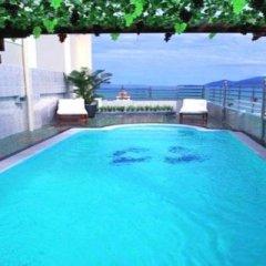 Отель Nice Swan Hotel Вьетнам, Нячанг - 8 отзывов об отеле, цены и фото номеров - забронировать отель Nice Swan Hotel онлайн бассейн