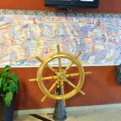 Гостиница Навигатор интерьер отеля фото 3