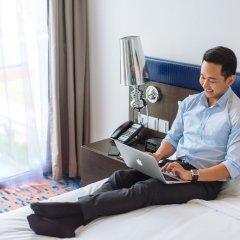 Отель Holiday Inn Express Bangkok Siam Таиланд, Бангкок - 3 отзыва об отеле, цены и фото номеров - забронировать отель Holiday Inn Express Bangkok Siam онлайн фитнесс-зал фото 4