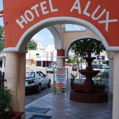 Отель Alux Cancun Мексика, Канкун - отзывы, цены и фото номеров - забронировать отель Alux Cancun онлайн вид на фасад фото 4