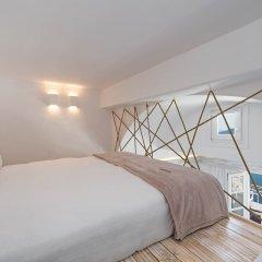 Отель Athina Luxury Suites комната для гостей
