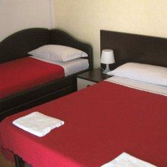 Отель Villa Lauda Италия, Римини - отзывы, цены и фото номеров - забронировать отель Villa Lauda онлайн комната для гостей фото 4