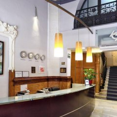 Отель Cuatro Naciones интерьер отеля фото 2
