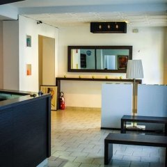Hotel Residence Garni Порденоне фитнесс-зал