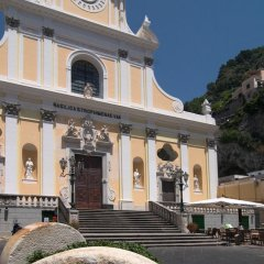Hotel Santa Lucia Минори фото 8