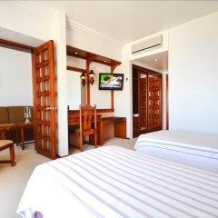 Отель Bac Pansiyon сейф в номере