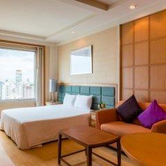 Отель Jasmine City 4* Студия Делюкс с разными типами кроватей фото 13