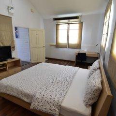 Апартаменты 101 Serviced Apartment Sukhumvit 22 Бангкок комната для гостей фото 4