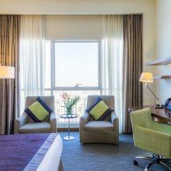 Отель Grand Millennium Al Wahda комната для гостей фото 2