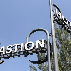 Отель Bastion Hotel Schiphol / Hoofddorp Нидерланды, Хофддорп - 1 отзыв об отеле, цены и фото номеров - забронировать отель Bastion Hotel Schiphol / Hoofddorp онлайн спортивное сооружение