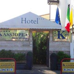 Отель Kassiopea Aparthotel Италия, Джардини Наксос - отзывы, цены и фото номеров - забронировать отель Kassiopea Aparthotel онлайн парковка