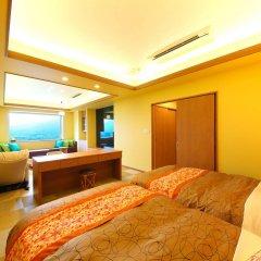 Отель Asagirinomieru Yado Yufuin Hanayoshi Хидзи удобства в номере