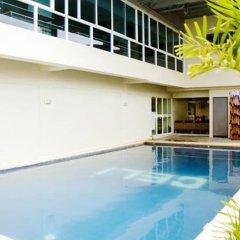 Отель Cleverlearn Residences Филиппины, Лапу-Лапу - отзывы, цены и фото номеров - забронировать отель Cleverlearn Residences онлайн бассейн фото 3