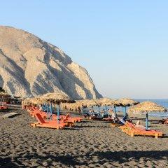 Отель Dodo's Santorini Греция, Остров Санторини - отзывы, цены и фото номеров - забронировать отель Dodo's Santorini онлайн пляж фото 2