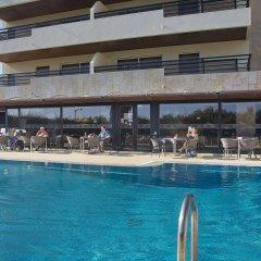 Отель Interpass Vau Hotel Apartamentos Португалия, Портимао - отзывы, цены и фото номеров - забронировать отель Interpass Vau Hotel Apartamentos онлайн бассейн