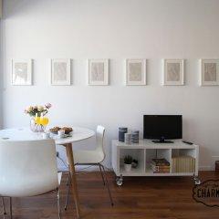 Отель Charming Museo del Prado Luxury Испания, Мадрид - отзывы, цены и фото номеров - забронировать отель Charming Museo del Prado Luxury онлайн комната для гостей фото 4