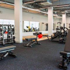 Sport Inn Hotel & Wellness фитнесс-зал