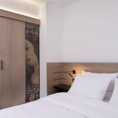 Sorat Hotel Saxx Nürnberg комната для гостей