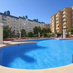 Отель Apartamentos Apolo VII - Costa Calpe бассейн