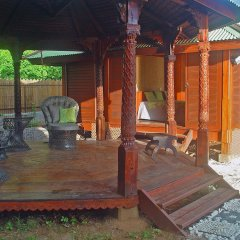 Отель Robinson's Cove Villas - Deluxe Wallis Villa Французская Полинезия, Муреа - отзывы, цены и фото номеров - забронировать отель Robinson's Cove Villas - Deluxe Wallis Villa онлайн
