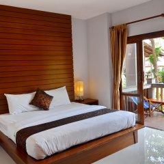 Отель Lanta Intanin Resort Ланта комната для гостей