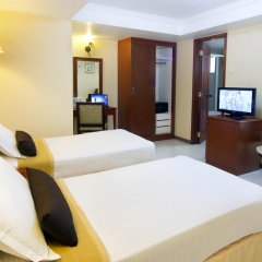 Отель Mookai Service Flats Pvt. Ltd Мале комната для гостей фото 5