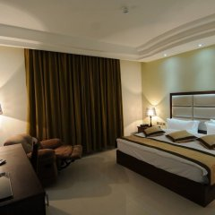 Отель Tetra Tree Hotel Иордания, Вади-Муса - отзывы, цены и фото номеров - забронировать отель Tetra Tree Hotel онлайн комната для гостей фото 5