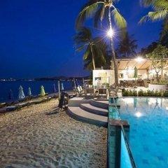 Отель Eden Beach Bungalows Самуи приотельная территория