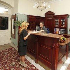 Hotel Mignon Карловы Вары интерьер отеля