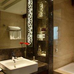 Отель Crowne Plaza New Delhi Rohini ванная