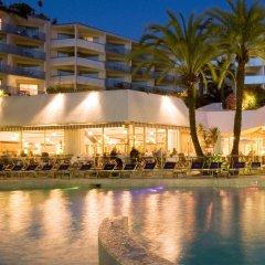 Отель Novotel Cannes Montfleury Франция, Канны - отзывы, цены и фото номеров - забронировать отель Novotel Cannes Montfleury онлайн пляж