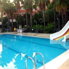 Orfeus Hotel Сиде бассейн